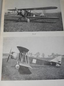 Letectví - časopisy - 1929, 1930, 1934