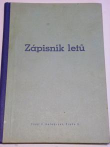 AVS - zápisník letů