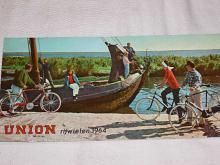Union rijwielen 1964 - prospekt