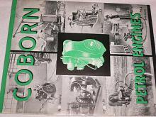 Kryn a Lahy - Coborn Petrol Engines - prospekt