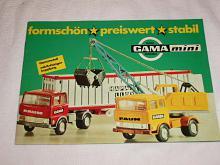 Gama - Formschön - preiswert - stabil - prospekt