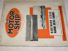 The Motor Ship