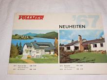 Vollmer - Neuheiten ´67 - prospekt